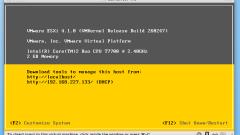 Vmware Esxi 4.1 de SSH aktif etme