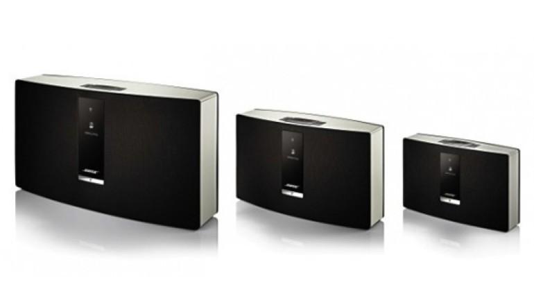 Bose'un SoundTouch serisi, AirPlay desteğiyle Sonos'a meydan okuyor
