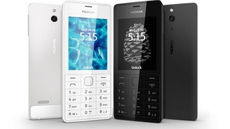 Çağdaş tasarım, üstün performansı ile yeni Nokia 515!