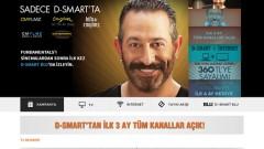 D-Smart Web Sitesine Ödül
