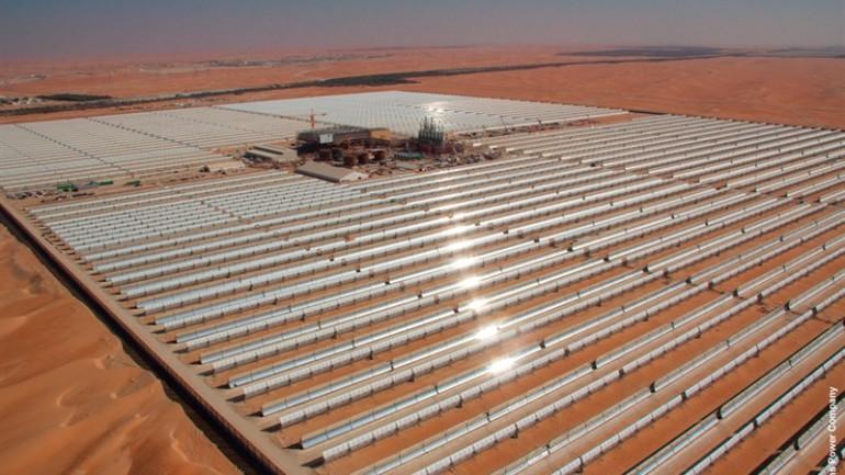 En büyük güneş santrali