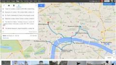 Google Maps'e çoklu rota desteği
