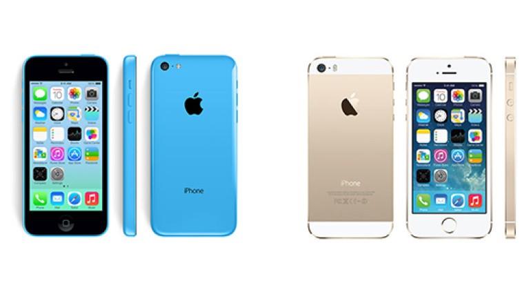 iPhone 5s ve iPhone 5c, resmi olarak 1 Kasım'da Türkiye'de