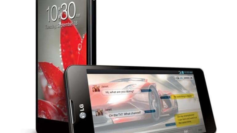 LG Optimus G'nin sırları Facebook'ta
