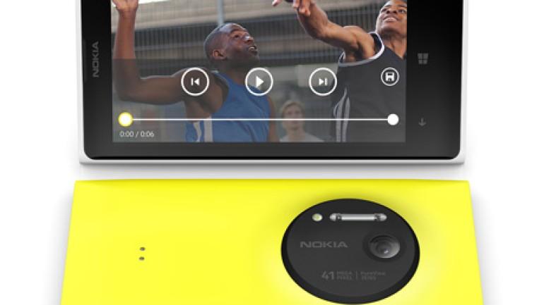 Nokia Lumia 1020 ile zoom yeniden keşfedildi
