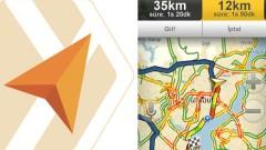 Trafik yoğunluğuna göre yeni rotalar öneren Yandex.Navigasyon, iOS ve Android'de
