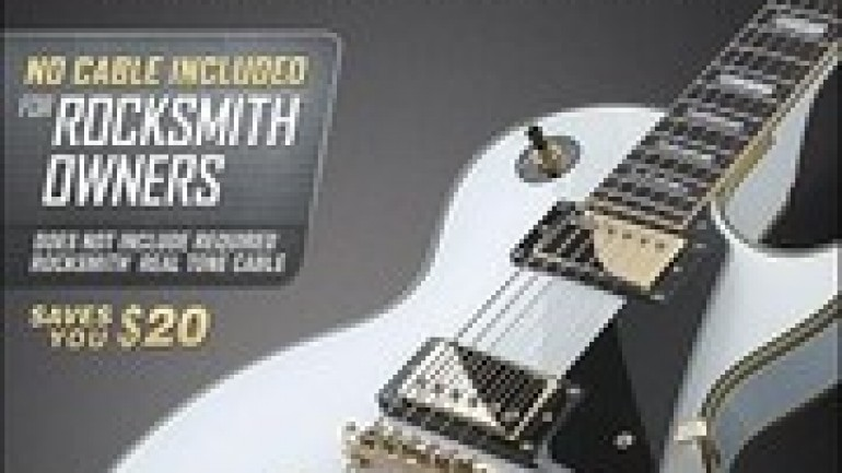 Ubisoft reveals new 'session mode' for 'Rocksmith 2014 Edition' (Video)