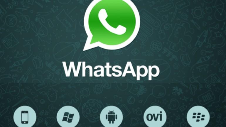 Whatsapp'ta sesli mesaj