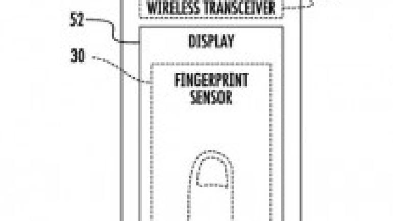 Apple patenti iPhone 5S'in parmak izi tarayıcısına sahip olabileceğini işaret ediyor