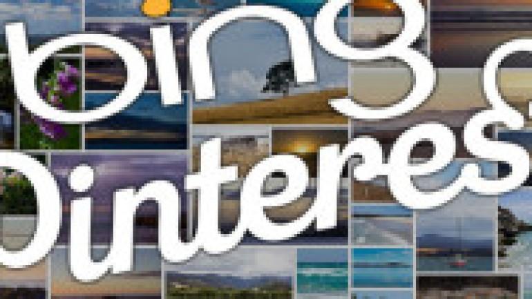 Bing, görsel aramalarını Pinterest ile güçlendiriyor