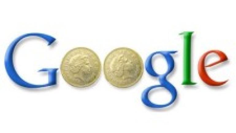 Google arama sonuçlarında banner reklamı test ediyor