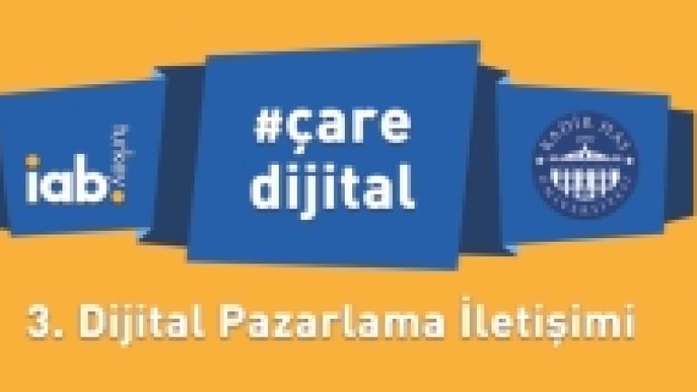 IAB Türkiye ve Kadir Has Üniversitesi'nin düzenlediği 3. Dijital Pazarlama İletişimi Sertifika Programı b