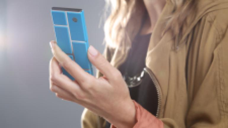 Motorola, 'Project Ara' adını verdiği projeyle modüler akıllı telefon geliştirecek