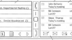 Patent başvurusu BlackBerry'nin çift ekranlı telefon konseptini ortaya çıkardı