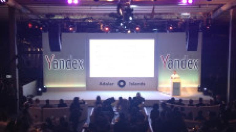 """Yandex Türkiye'deki ikinci yılını """"Adalar"""" ile kutladı"""