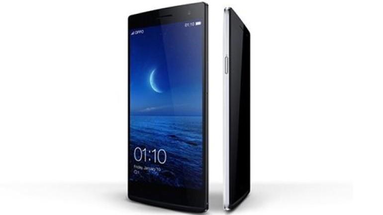 50 megapiksel'li akıllı telefon: Oppo Find 7