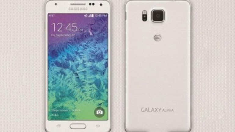 iPhone 6'nın en büyük rakibi bu hafta geliyor. Samsung, Galaxy Alpha