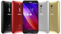 Asus ZenFone 2 ilk 4GB RAM özelliğine sahip akıllı telefon oldu