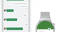Android Wear artık iPhone uyumlu
