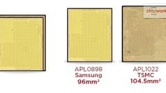 Apple A9 üretimini Samsung ve TSMC firmaları üstlendi