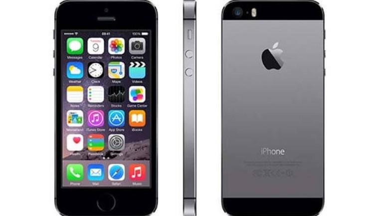 Apple'dan 8GB'lık iPhone 5S mi geliyor ?