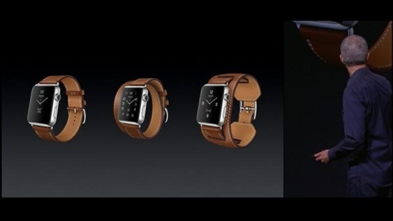 Apple Watch yeni renk ve kayış seçeneklerine kavuştu