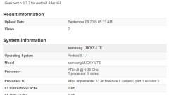 Samsung Exynos 8890 yongaseti benchmark skorlarında ortaya çıktı