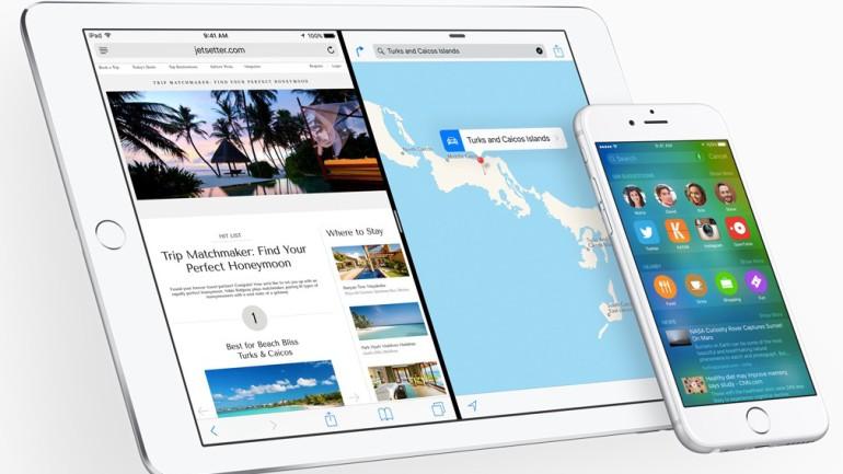iOS 9 çıktı