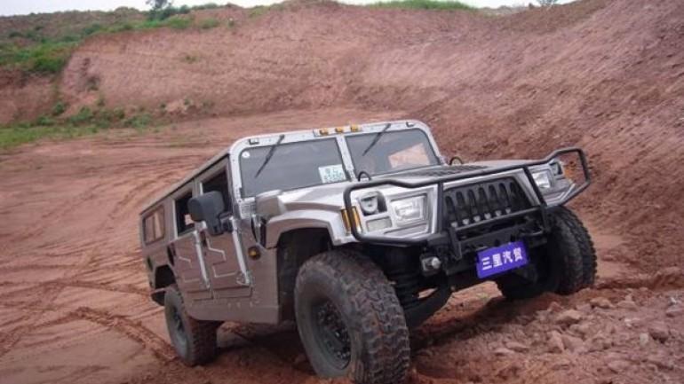Çin'in kopya otomobilleri