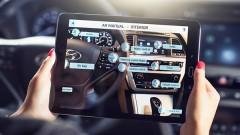 """Hyundai'den """"arttırılmış gerçeklik"""" uygulaması"""