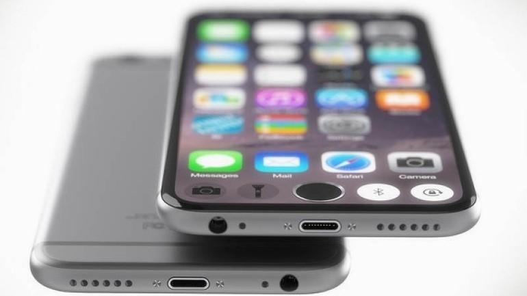 iPhone için ekrana entegre parmak izi sensörü başka bahara
