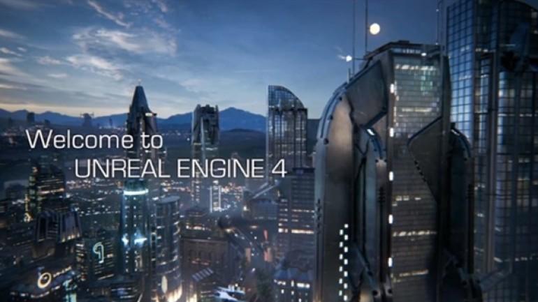 Oyun geliştirme motoru Unreal Engine 4 ücretsiz oldu