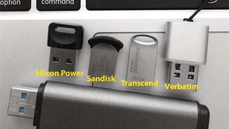 Sandisk Ultra Fit serisi sınıfında en başarılı USB bellek durumunda