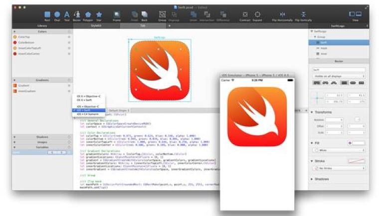 Apple'ın Swift programlama dili açık kaynak kodlu oldu
