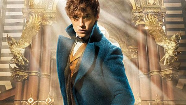 Fantastic Beasts and Where to Find Them'den ilk fragman ve poster
