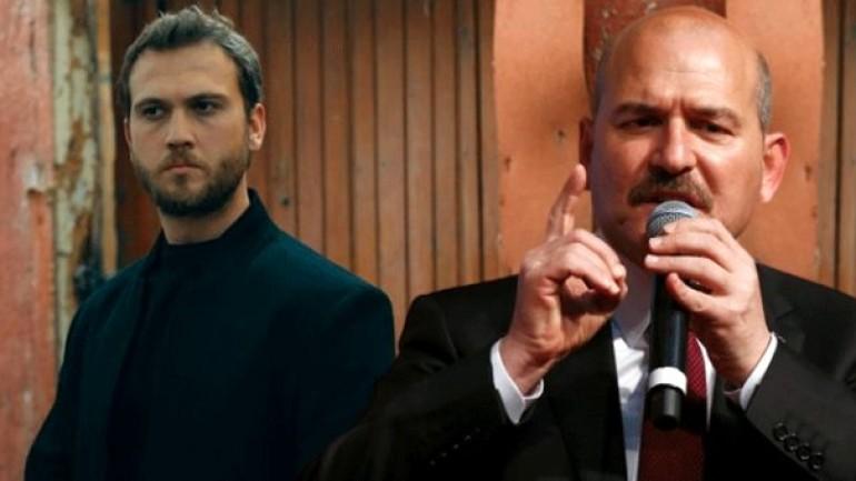İçişleri Bakanı Süleyman Soylu'dan Çukur ve Adana Sıfır Bir'e sert eleştiri: Çocuklarımızı zehirliyor