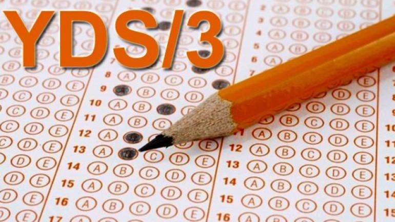 2019 YDS/3 sınav başvuruları başladı! YDS sınavı ne zaman?