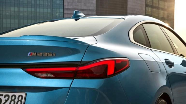 2020 Nisan'da Türkiye'de: BMW 2 Serisi Gran Coupe