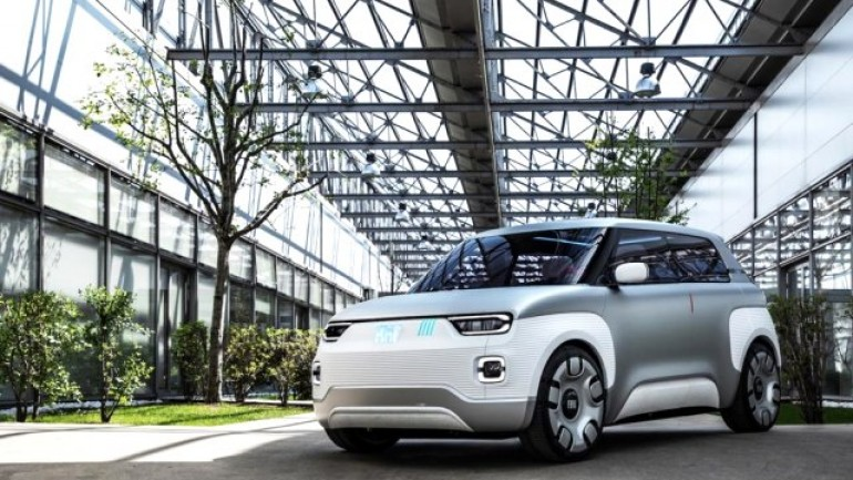 Fiat Centoventi'ye Red Dot Tasarım Ödülü