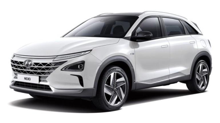 Hyundai NEXO'ya IIHS'den tam not