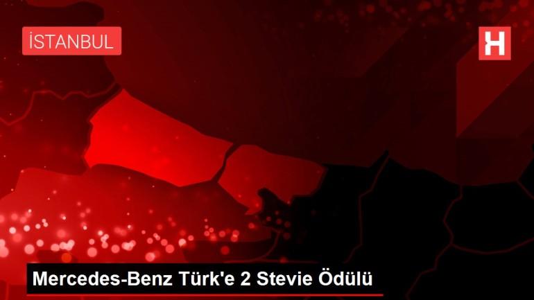 Mercedes-Benz Türk'e 2 Stevie Ödülü