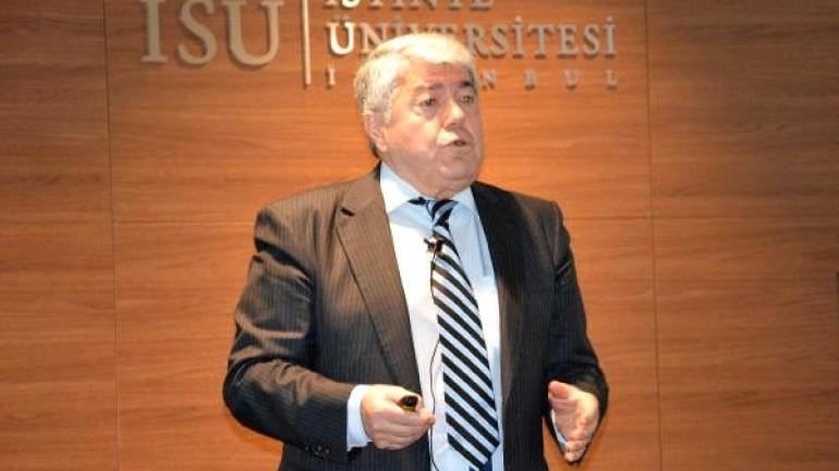 Prof. Dr. Ali Beba'dan girişimci adaylarına tavsiye: Sağlık alanına yönelin