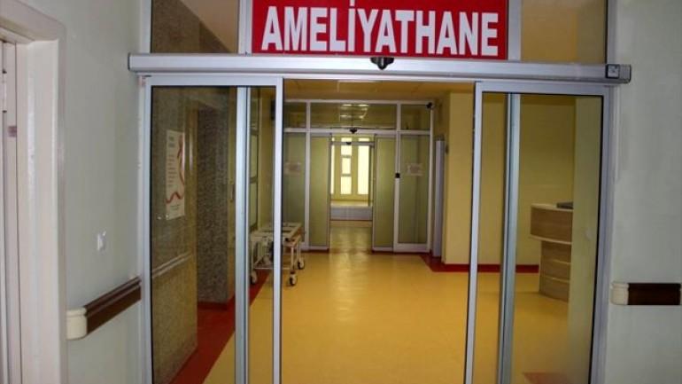 Tomarza Devlet Hastanesinden 5 yıldızlı otel konforunda hizmet