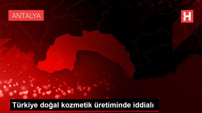 Türkiye doğal kozmetik üretiminde iddialı