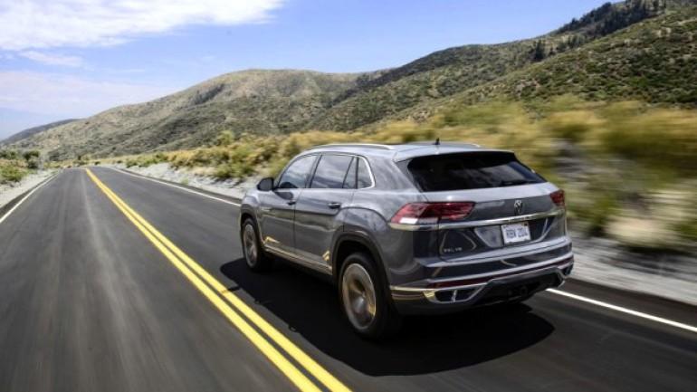 Volkswagen'den ABD'ye özel: Atlas Cross Sport Coupe