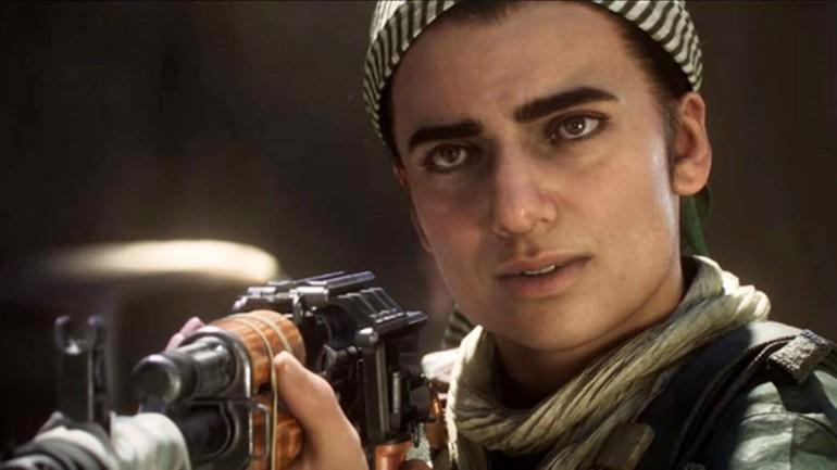 Batı'nın yeni oyunu! YPG'li teröristler bilgisayar oyununda savaşçı olarak gösteriliyor