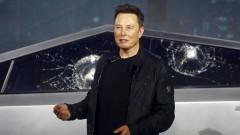 Elon Musk'ın 'Kırılmaz' dediği zıhlı cam ilk denemede paramparça oldu