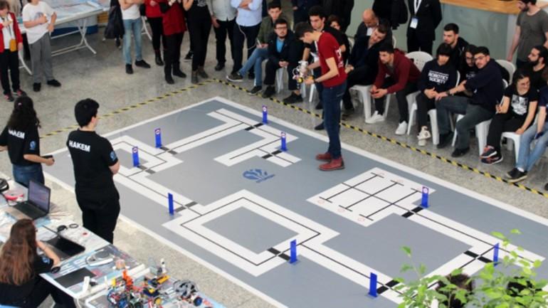 İTÜ Robot Olimpiyatları, 16-17-18 Nisan 2020'de başlayacak