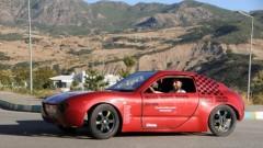 Munzur Üniversitesi'nde üretilen otomobil, 1 lirayla 100 km yol katediyor