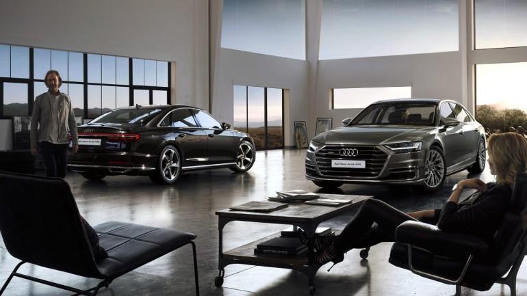 Audi, 2019 yılında Çin'de satış rekoru kırdı